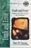 Truth and Error Comparative Charts of Cults and Christianity