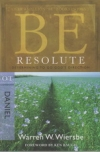 Daniel - Be Resolute - Determining to Go God's Direction