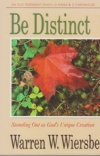 2 Kings & 2 Chronicles - Be Distinct - Standing Out as God's Unique Creation