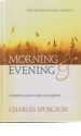 Morning and Evening - NIV - A Devotional Classic for Daily Encouragement