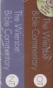 The Wiersbe Bible Commentary - Complete Set in 2 Volumes